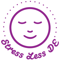 Stress Less DE Logo